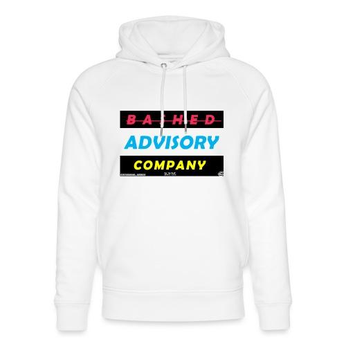 BASHED ADVISORY - Stanley & Stella unisex hoodie af økologisk bomuld