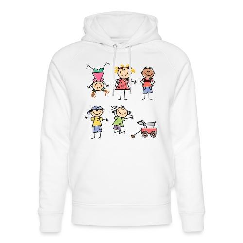 Kids - Unisex Bio-Hoodie von Stanley & Stella