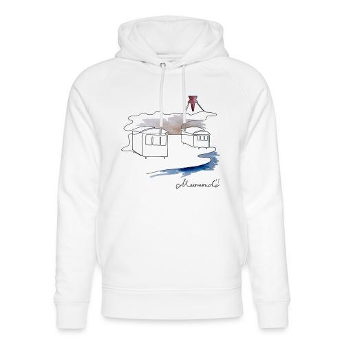 Blokhus 1 - logo - Stanley & Stella unisex hoodie af økologisk bomuld