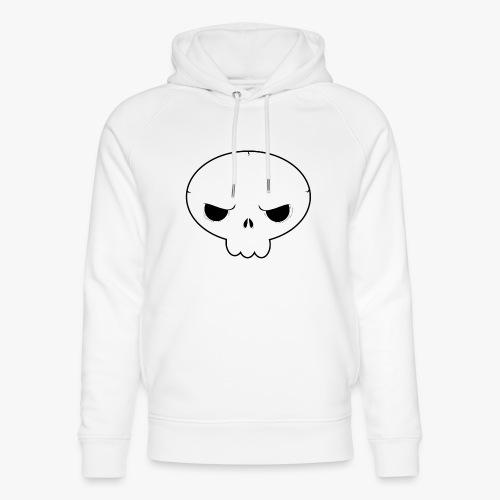 Skullie - Stanley & Stella unisex hoodie af økologisk bomuld
