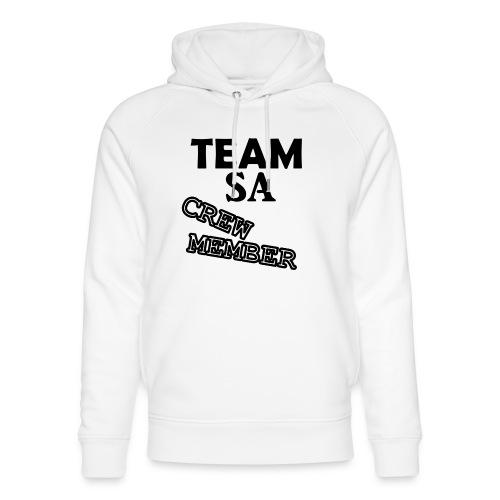 Team SA Crew Member Logo - Ekologisk luvtröja unisex från Stanley & Stella