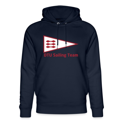 DTU Sailing Team Official Workout Weare - Unisex Organic Hoodie by Stanley & Stella