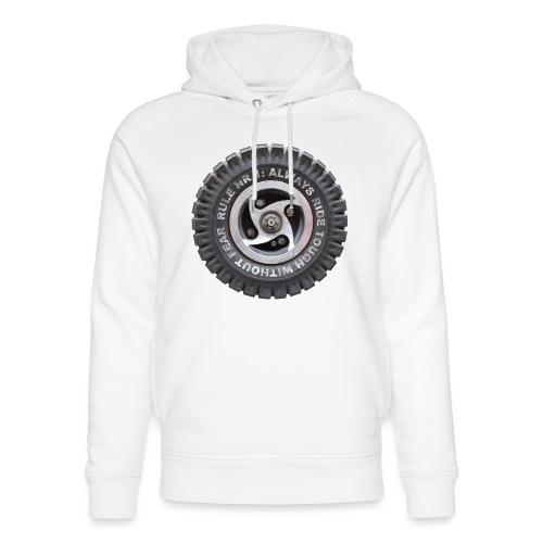 toughwheels - Uniseks bio-hoodie van Stanley & Stella
