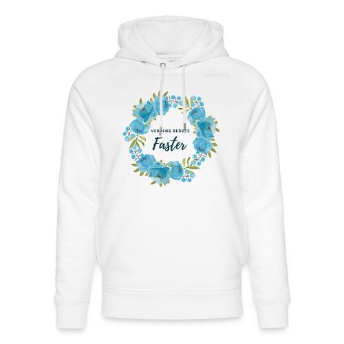 Verdens bedste faster - Stanley & Stella unisex hoodie af økologisk bomuld