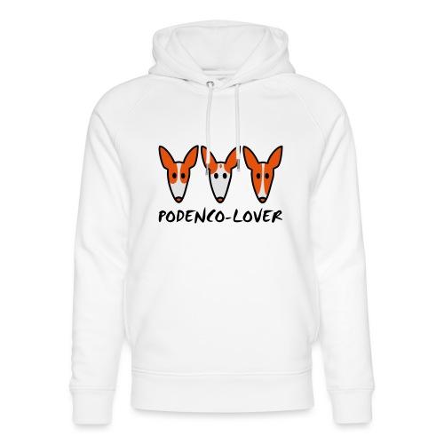 Podenco-Lover - Unisex Bio-Hoodie von Stanley & Stella