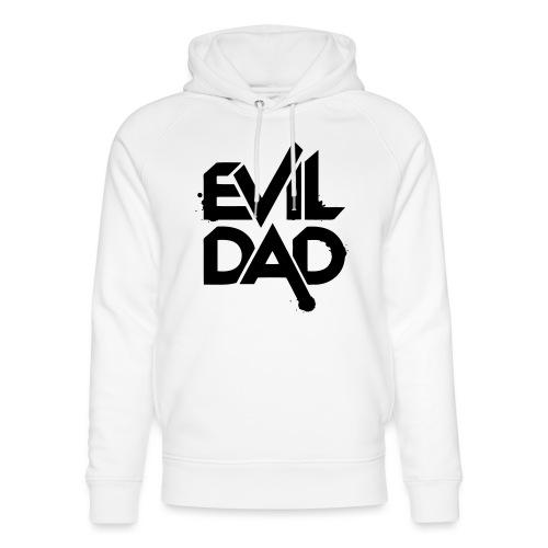 Evildad - Uniseks bio-hoodie van Stanley & Stella