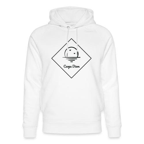Carpe Diem - Uniseks bio-hoodie van Stanley & Stella