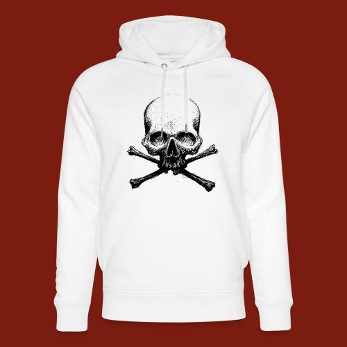 DeadSkull - Unisex Organic Hoodie by Stanley & Stella