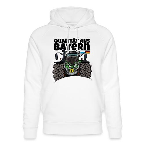 Qualitaet aus Bayern F def - Uniseks bio-hoodie van Stanley & Stella