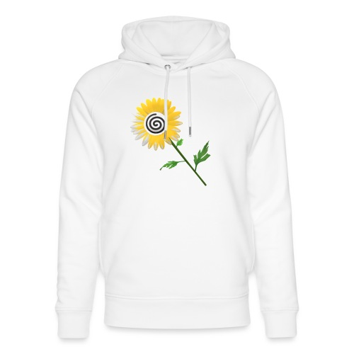 Deadflower - Unisex Organic Hoodie by Stanley & Stella