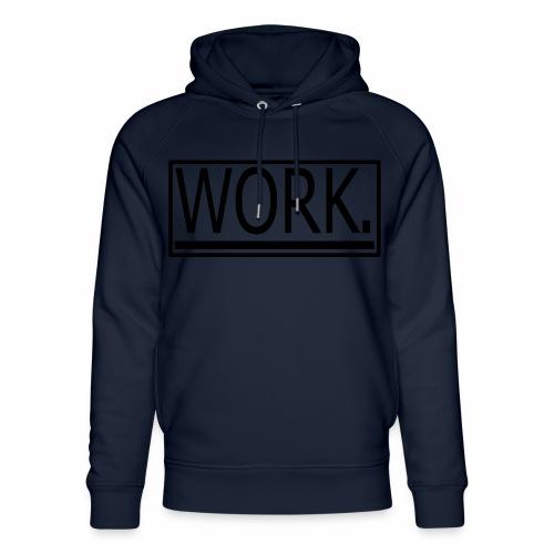 WORK. - Uniseks bio-hoodie van Stanley & Stella