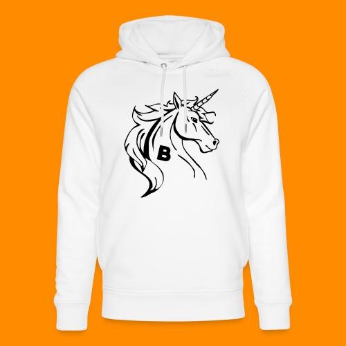 the biodusty unicorn mousepad - Uniseks bio-hoodie van Stanley & Stella