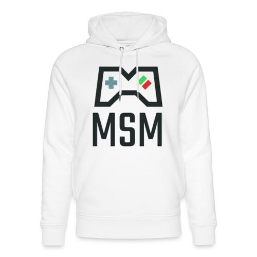 MSM GAMING CONTROLLER - Stanley & Stella unisex hoodie af økologisk bomuld