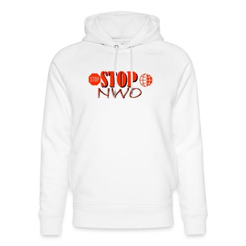 STOPNWO1 - Ekologiczna bluza z kapturem typu unisex Stanley & Stella