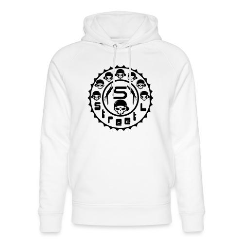 rawstyles rap hip hop logo money design by mrv - Ekologiczna bluza z kapturem typu unisex Stanley & Stella