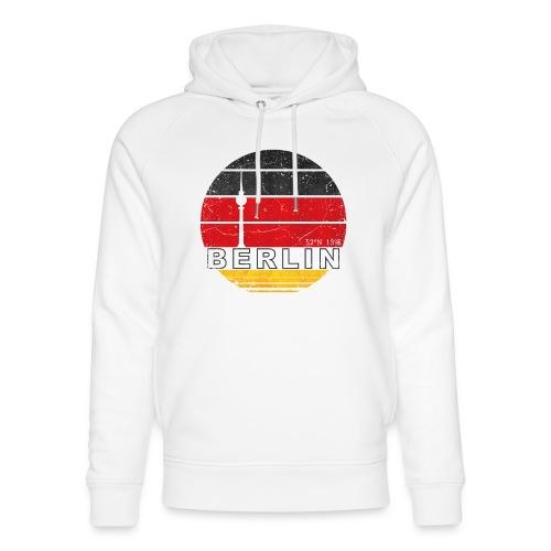 BERLIN, Germany, Deutschland - Unisex Organic Hoodie by Stanley & Stella