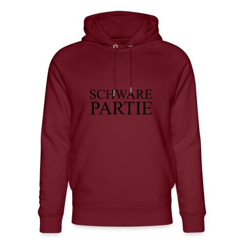schwarePartie png - Unisex Bio-Hoodie von Stanley & Stella
