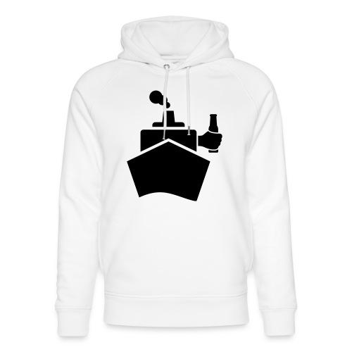 King of the boat - Unisex Bio-Hoodie von Stanley & Stella