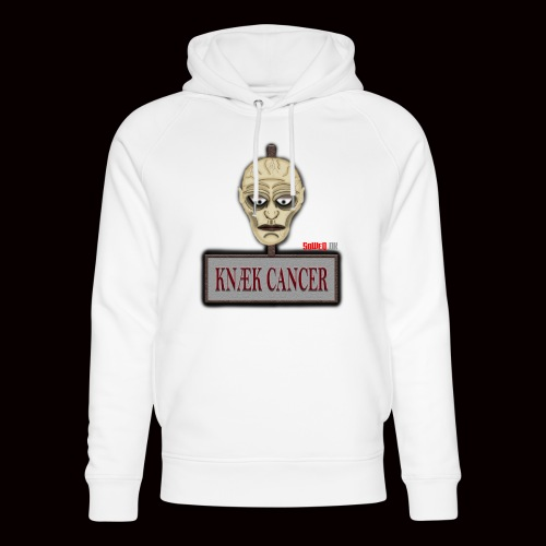Knæk Cancer Kollektion ! - Stanley & Stella unisex hoodie af økologisk bomuld
