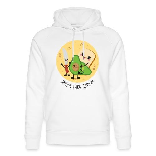 Amigos para siempre 2 - Sudadera con capucha ecológica unisex de Stanley & Stella