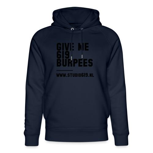 BURPEE - Uniseks bio-hoodie van Stanley & Stella