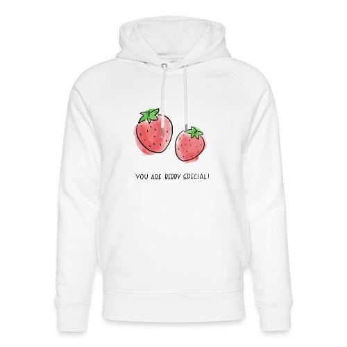 Fruit Puns n°1 Berry Special - Unisex Bio-Hoodie von Stanley & Stella