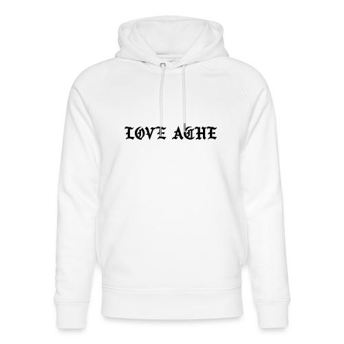 LOVE ACHE - Uniseks bio-hoodie van Stanley & Stella