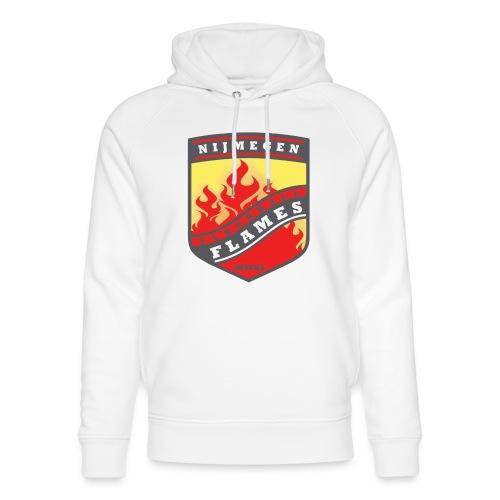 trainingsjack rood - Uniseks bio-hoodie van Stanley & Stella