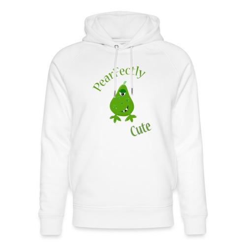 pearfectly cute peer - Uniseks bio-hoodie van Stanley & Stella