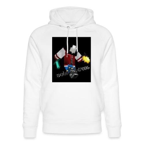 Sebastian yt - Stanley & Stella unisex hoodie af økologisk bomuld