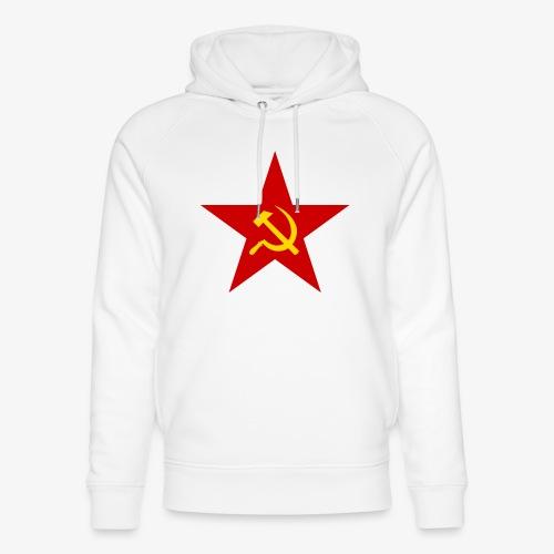 Communism Logo - Unisex Organic Hoodie by Stanley & Stella