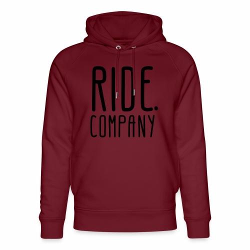 RIDE.company - just RIDE - Unisex Bio-Hoodie von Stanley & Stella
