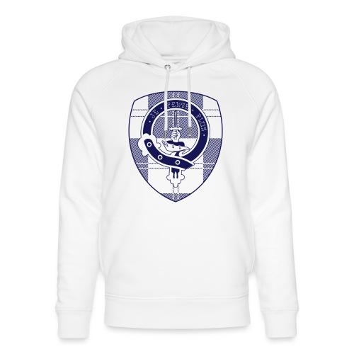 Logo Scouting Erskine 2018 - Uniseks bio-hoodie van Stanley & Stella