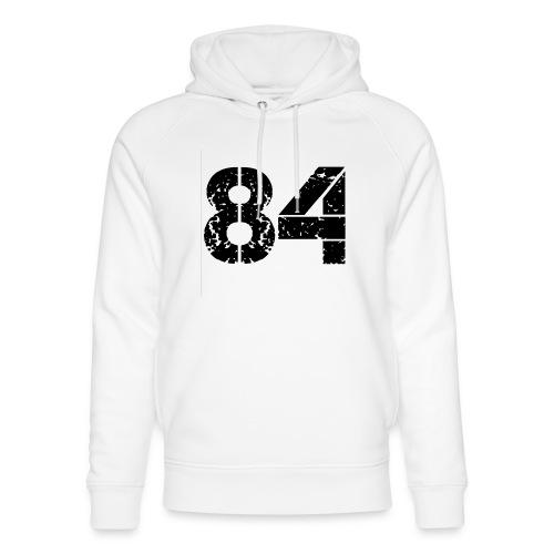 84 vo t gif - Uniseks bio-hoodie van Stanley & Stella