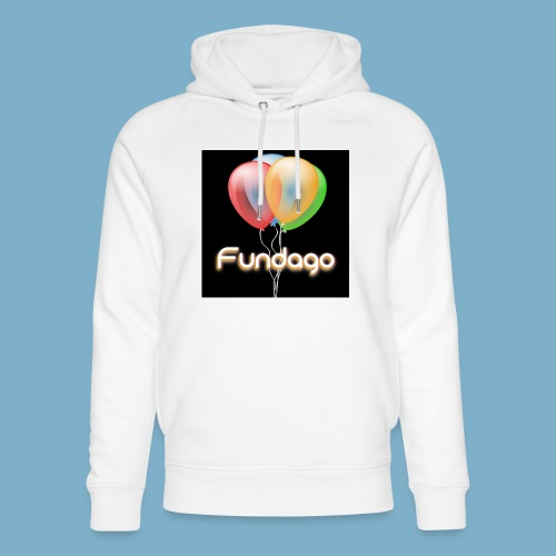 Fundago Ballon - Unisex Bio-Hoodie von Stanley & Stella