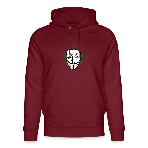 Anonymous - Uniseks bio-hoodie van Stanley & Stella