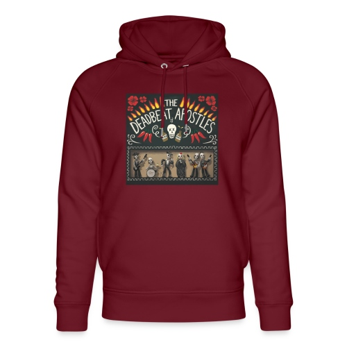 The Deadbeat Apostles - Unisex Organic Hoodie by Stanley & Stella
