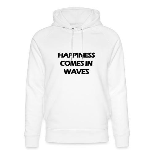 Happiness comes in waves - Ekologisk luvtröja unisex från Stanley & Stella