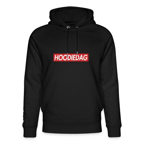 HOODIEDAG - Stanley & Stella unisex hoodie af økologisk bomuld