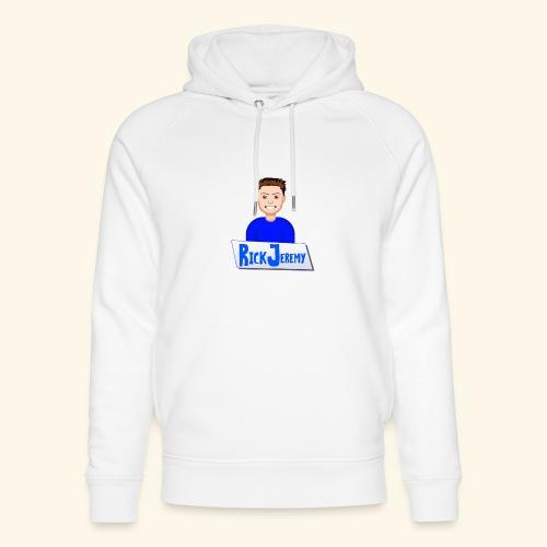 RickJeremymerchandise - Uniseks bio-hoodie van Stanley & Stella