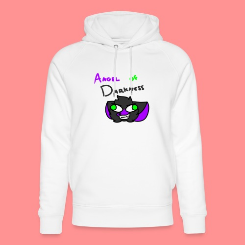 Angel Of Darkness - Unisex Organic Hoodie by Stanley & Stella