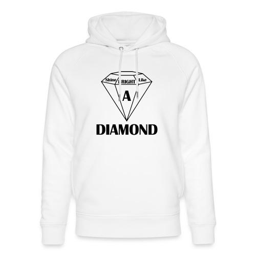 Shine bright like diamond - Unisex Bio-Hoodie von Stanley & Stella