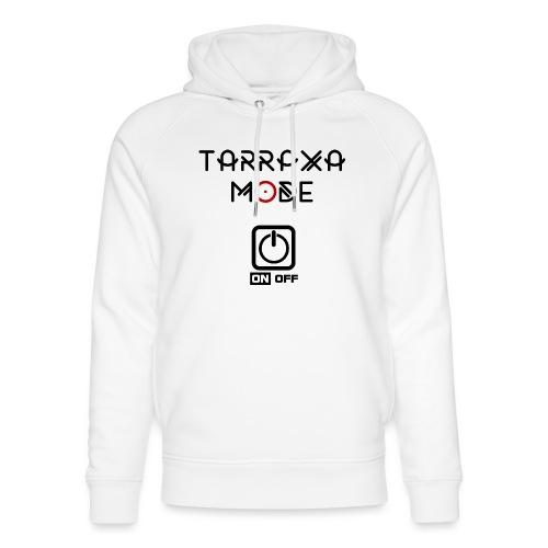 Tar Mode Black png - Unisex Organic Hoodie by Stanley & Stella