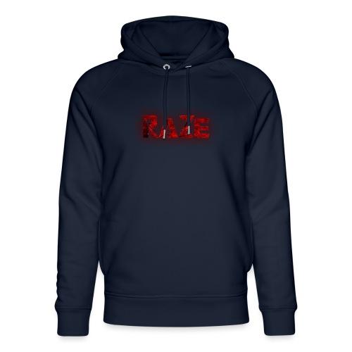 RaZe Logo - Unisex Organic Hoodie by Stanley & Stella