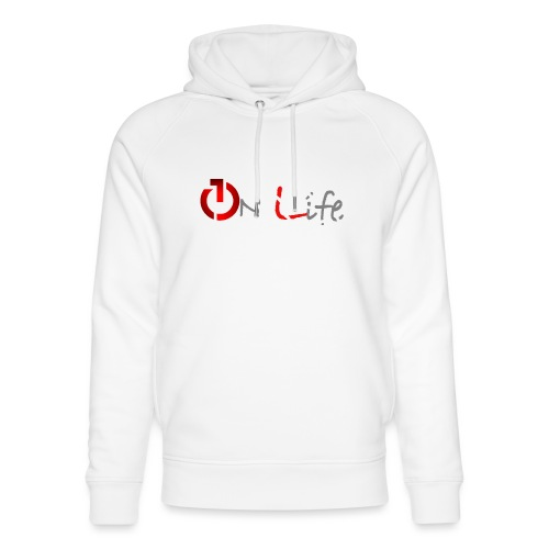 OnLife Logo - Sweat à capuche bio Stanley & Stella unisexe