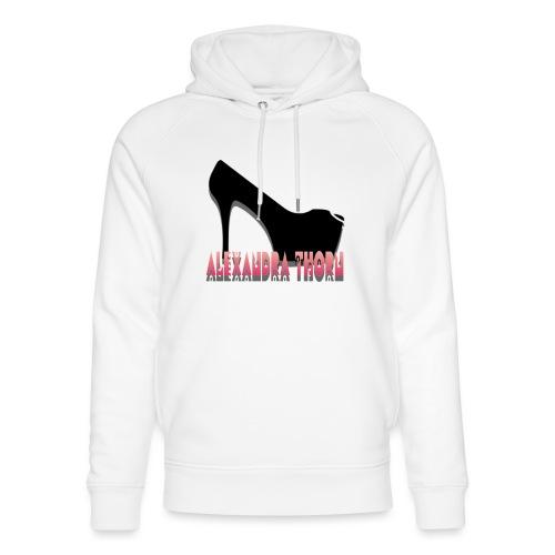 high heel floral - Uniseks bio-hoodie van Stanley & Stella