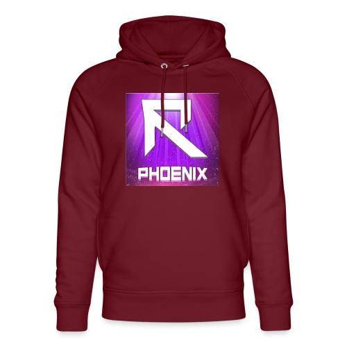 RTrixx Phoenix Logo - Unisex Organic Hoodie by Stanley & Stella