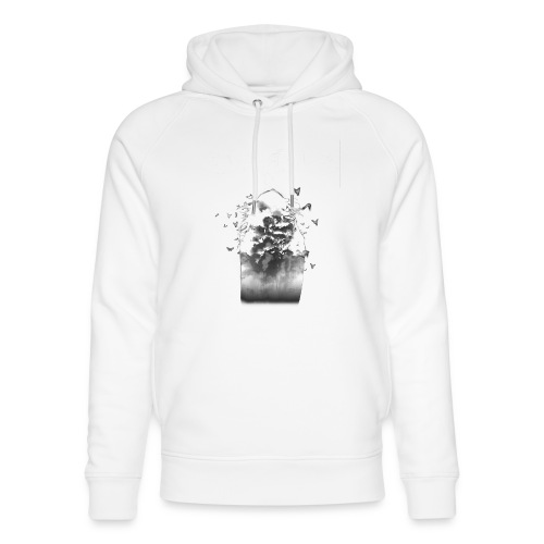 Verisimilitude - T-shirt - Unisex Organic Hoodie by Stanley & Stella
