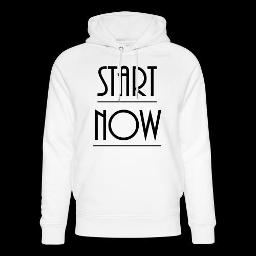 start now - Unisex Bio-Hoodie von Stanley & Stella