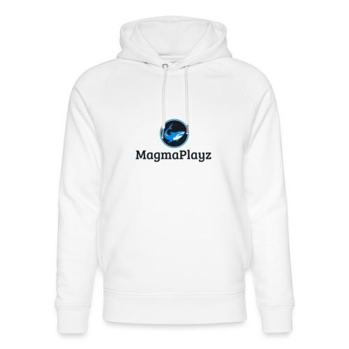 MagmaPlayz shark - Stanley & Stella unisex hoodie af økologisk bomuld